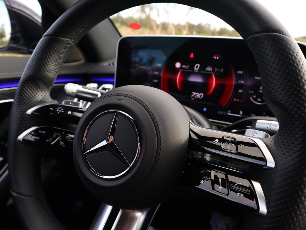 Mercedes Benz Classe S S400d 4MATIC 21