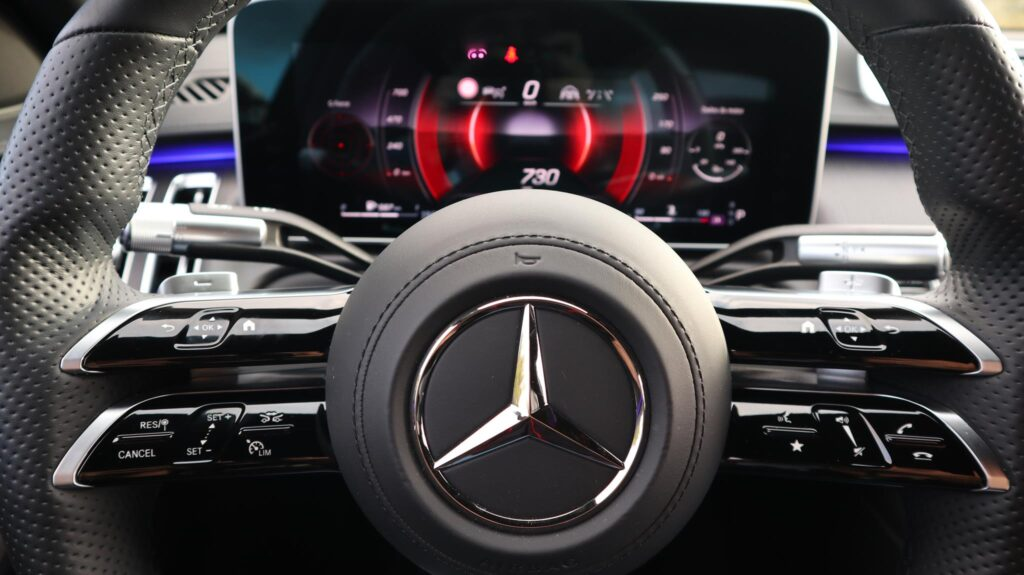 Mercedes Benz Classe S S400d 4MATIC 22