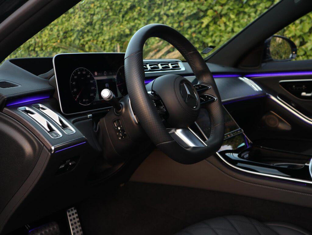 Mercedes Benz Classe S S400d 4MATIC 36
