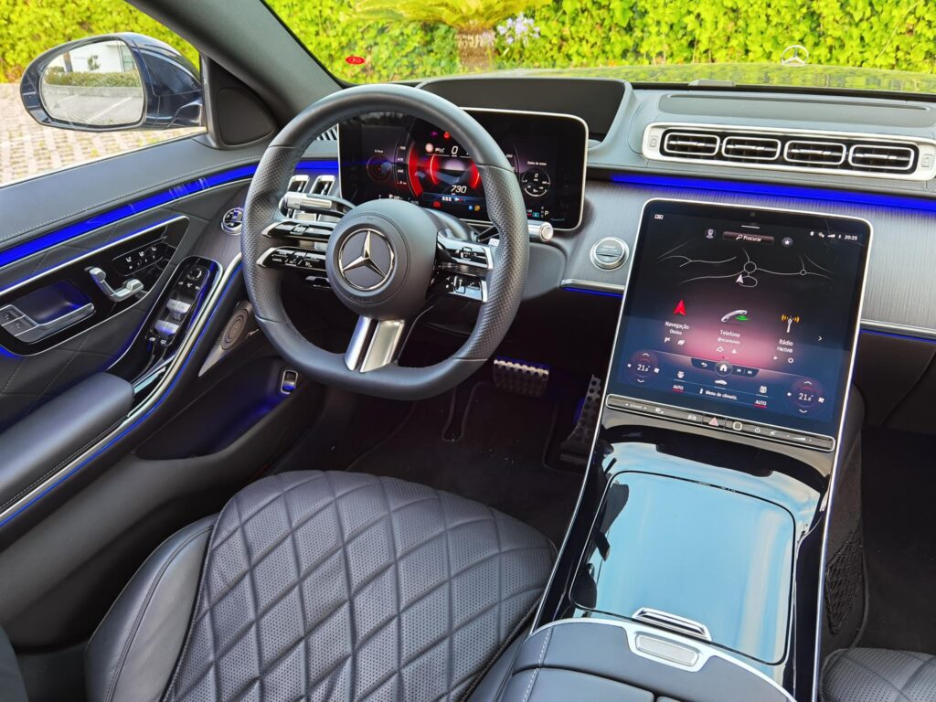Mercedes Benz Classe S S400d 4MATIC 41