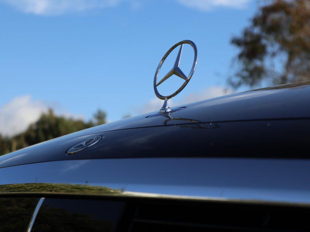 Mercedes Benz Classe S S400d 4MATIC 7