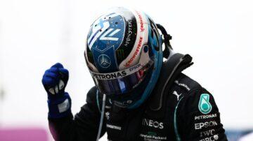 Valtteri Bottas F1 GP Turquia 2021